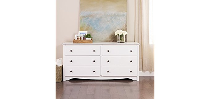 White Bedroom Dressers - White Dressers