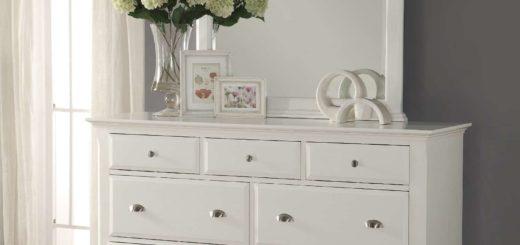 White Bedroom Dressers