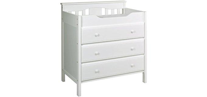 DaVinci Jayden - Three drawer Changer and Dresser