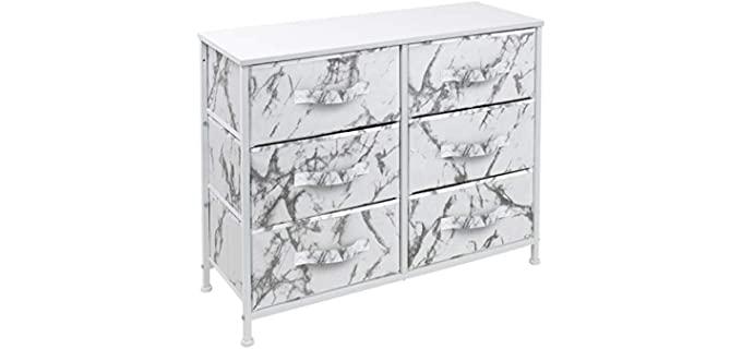 Sorbus Furniture Storage - Dresser with 6 Drawers