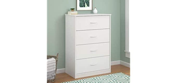 Mainstay Handy - 4-Drawer Dresser
