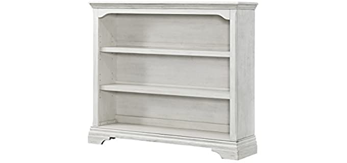 Westwood Design Olivia - Six White Hutch Dresser
